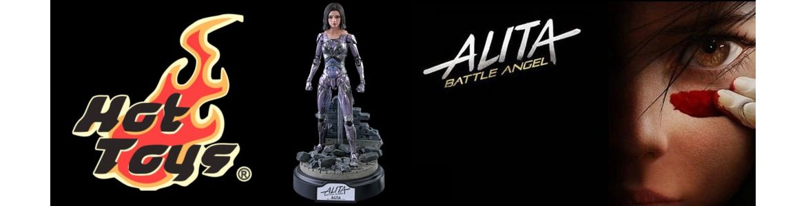 Alitta: Battle Angel