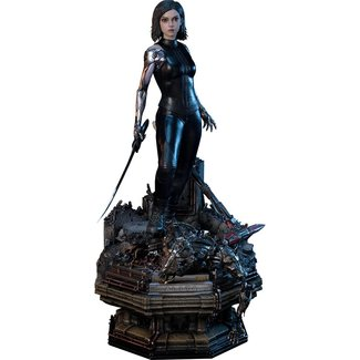 Prime 1 Studio Alita: Battle Angel Statue 1/4 Alita Berserker 64 cm