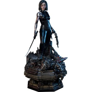Prime 1 Studio Alita: Battle Angel Statue 1/4 Alita Berserker Deluxe Version 64 cm
