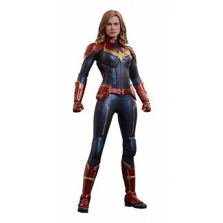 Hot Toys Captain Marvel Movie Masterpiece Action Figure 1/6 Captain Marvel 29 cm