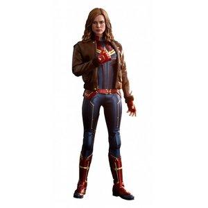 Captain Marvel Movie Masterpiece Action Figure 1/6 Captain Marvel Deluxe Ver. 29 cm