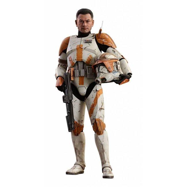 Hot Toys Star Wars Episode III MMS AF 1/6 Commander Cody 30 cm