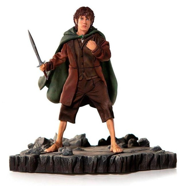 Iron Studios Lord Of The Rings BDS Art Scale Statue 1/10 Frodo 14 cm