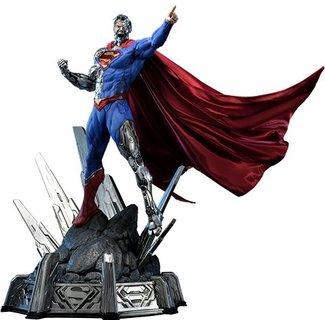 Prime 1 Studio DC Comics Statue 1/3 Cyborg Superman 93 cm