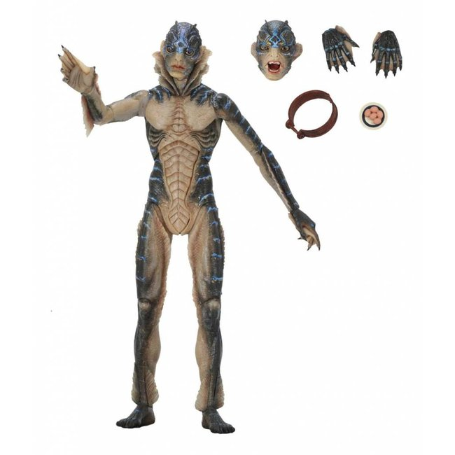 NECA  Guillermo del Toro Signature Collection Action Figure Amphibian Man (The Shape of Water) 20 cm