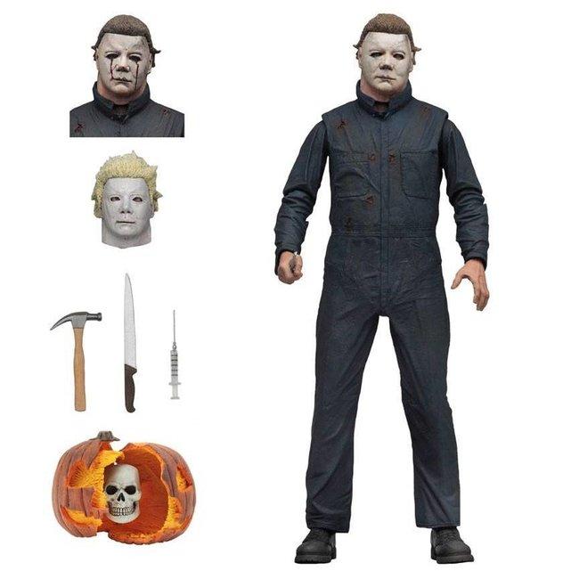 NECA  Halloween 2 Ultimate Action Figure Michael Myers 18 cm