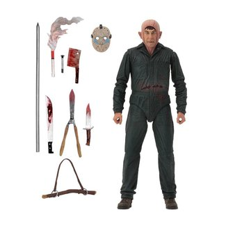 NECA  Friday the 13th Part 5 Action Figure Ultimate Roy Burns 18 cm