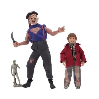 NECA  The Goonies Retro AF 2-Pack Sloth & Chunk