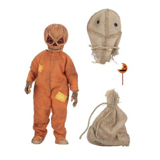 NECA  Trick 'r Treat Retro Action Figure Sam 13 cm