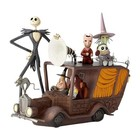 Nightmare Before Christmas Statue Mayor Car 17 cm