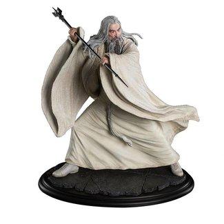 Weta Workshop Hobbit The Battle of the Five Armies Statue 1/6 Saruman the White at Dol Guldur 35 cm