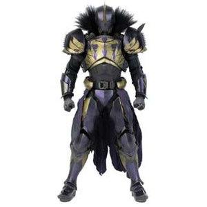 Destiny 2 Action Figure 1/6 Titan Golden Trace Shader 32 cm