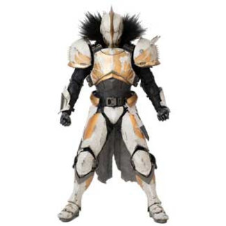 threeA Toys Destiny 2 Action Figure 1/6 Titan Calus's Selected Shader 32 cm