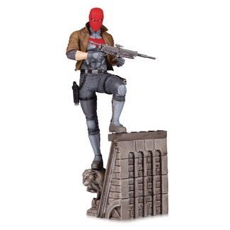 Bat-Family Multi-Part Statue Red Hood 17 cm (Part 5 of 5)