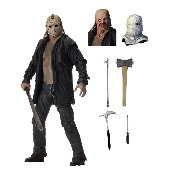 NECA  Friday the 13th 2009 Action Figure Ultimate Jason 18 cm