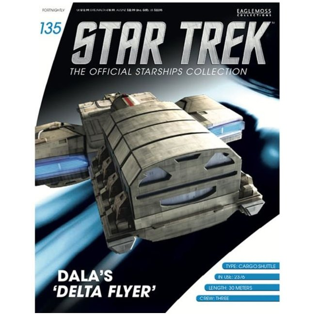 Eaglemoss Collections Star Trek Official Starships Collection #135
