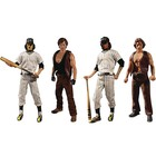 The Warriors Action Figures 1/12 Deluxe Box Set 17 cm