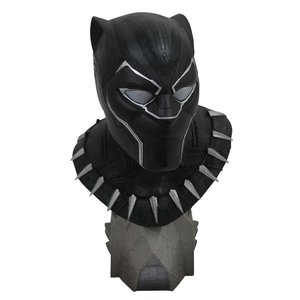 Black Panther Legends in 3D Bust 1/2 Black Panther 25 cm