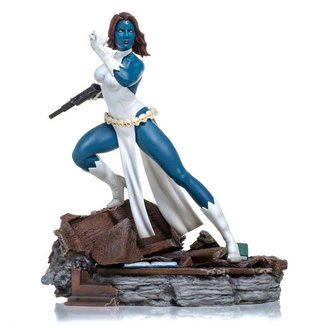 Iron Studios Marvel Comics BDS Art Scale Statue 1/10 Mystique 19 cm