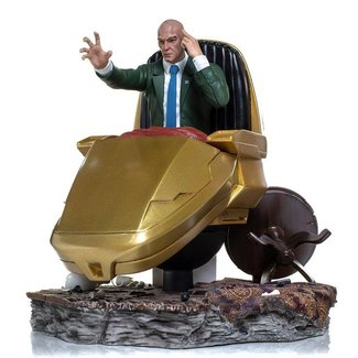 Iron Studios Marvel Comics BDS Art Scale Statue 1/10 Professor X 18 cm