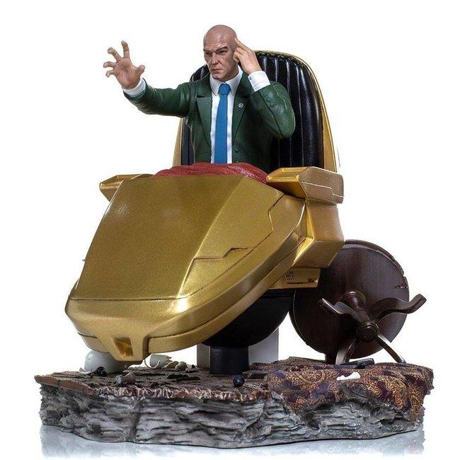 Iron Studios Marvel Comics BDS Art Scale Statue 1/10 Professor X 18 cm