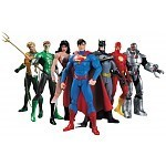 Action Figures Comics
