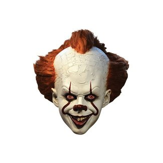 Trick or Treat Studios Stephen King's It 2017 Latex Mask Pennywise Deluxe Edition