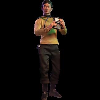 Quantum Mechanix Star Trek TOS Master Series Action Figure 1/6 Hikaru Sulu 30 cm