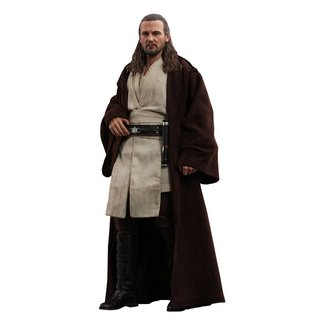 Hot Toys Star Wars Episode I Movie Masterpiece Action Figure 1/6 Qui-Gon Jinn 32 cm