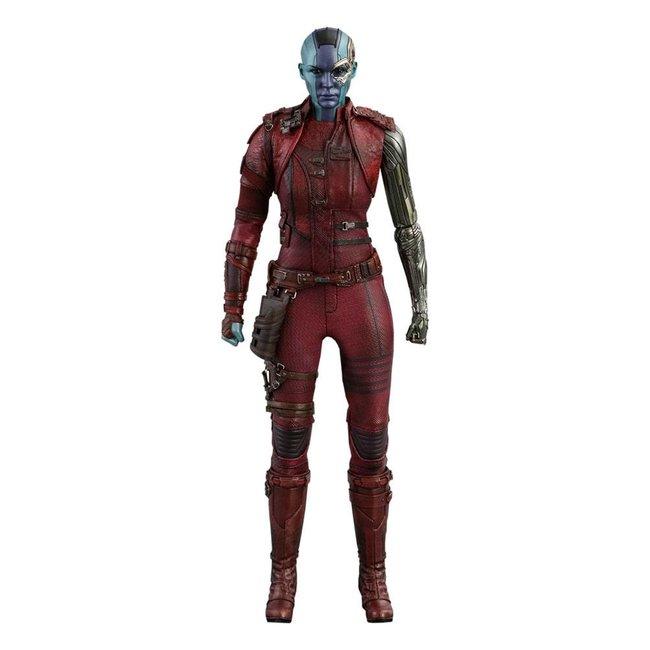 Avengers: Endgame Movie Masterpiece Action Figure 1/6 Nebula 30 cm