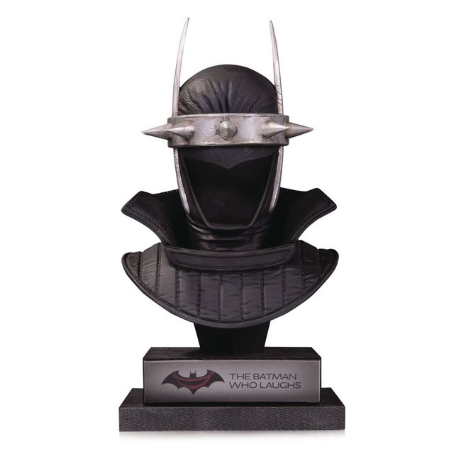 DC Collectibles DC Gallery Bust 1/2 The Batman Who Laughs Cowl 26 cm