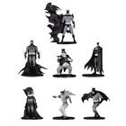 Batman Black & White PVC Minifigure 7-Pack Box Set #4