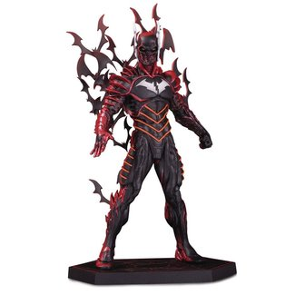 DC Collectibles Dark Nights Metal Statue Batman the Red Death 21 cm