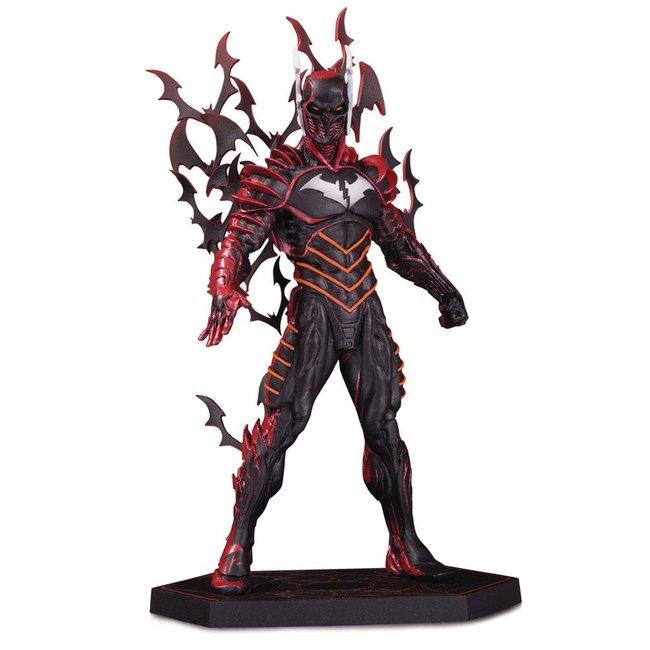 DC Collectibles Dark Nights Metal Statue Batman the Red Death 21 cm