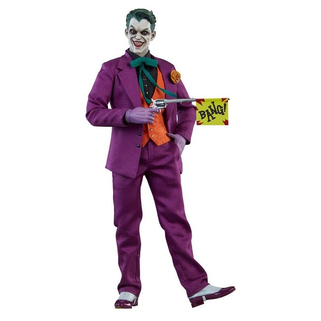 Sideshow Collectibles DC Comics Action Figure 1/6 The Joker 30 cm
