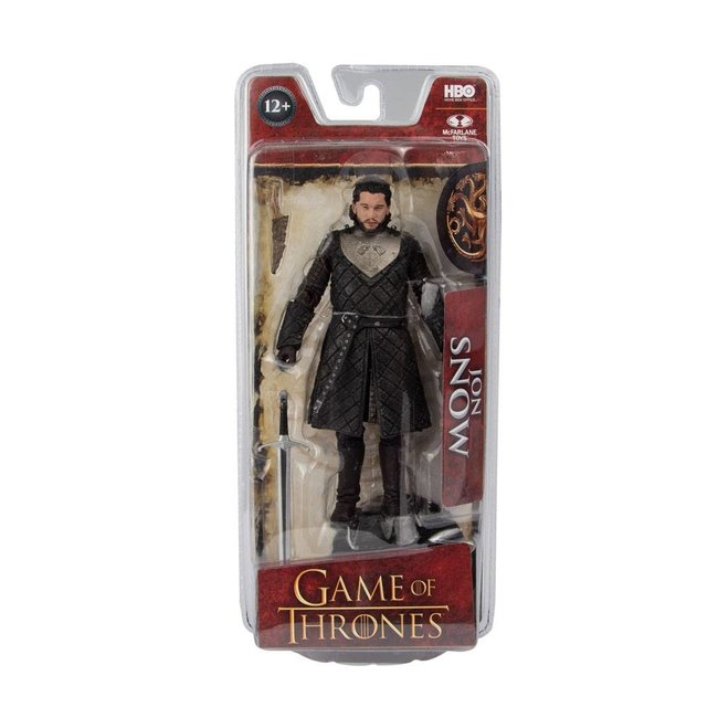 McFarlane Game of Thrones Action Figure Jon Snow 18 cm