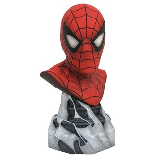Diamond Select Toys Marvel Comics Legends in 3D Bust 1/2 Spider-Man 25 cm