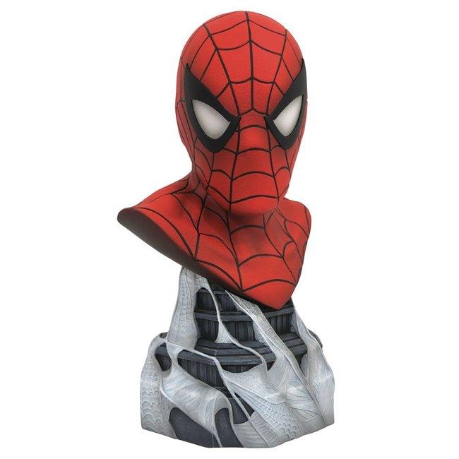 Marvel Comics Legends in 3D Bust 1/2 Spider-Man 25 cm
