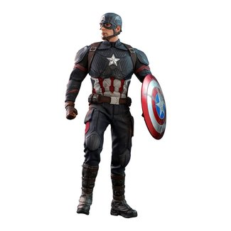 Hot Toys Avengers: Endgame Movie Masterpiece Action Figure 1/6 Captain America 31 cm