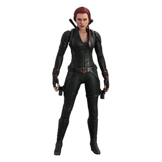 Hot Toys Avengers: Endgame Movie Masterpiece Action Figure 1/6 Black Widow 28 cm