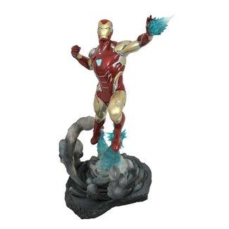 Avengers: Endgame Marvel Movie Gallery PVC Diorama Iron Man MK85 23 cm