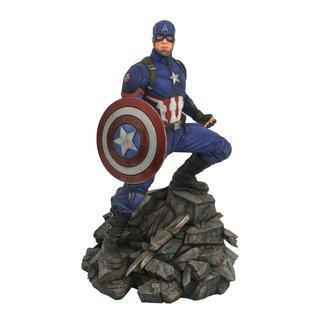 Diamond Select Toys Avengers: Endgame Marvel Movie Premier Collection Statue Captain America 30 cm