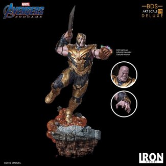 Iron Studios Avengers Endgame BDS Art Scale Statue 1/10 Deluxe Version 36 cm