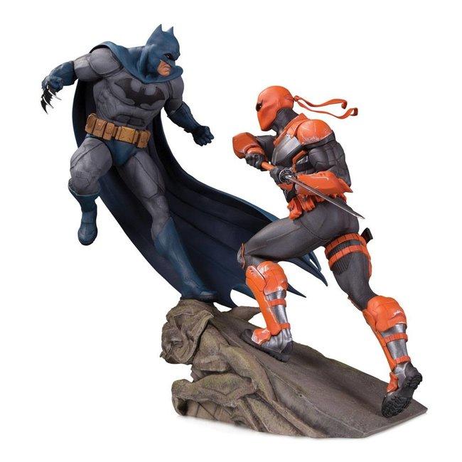DC Collectibles DC Comics Battle Statue Batman vs. Deathstroke 30 cm