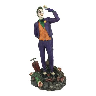 Diamond Select Toys DC Comic Gallery PVC Diorama The Joker 23 cm