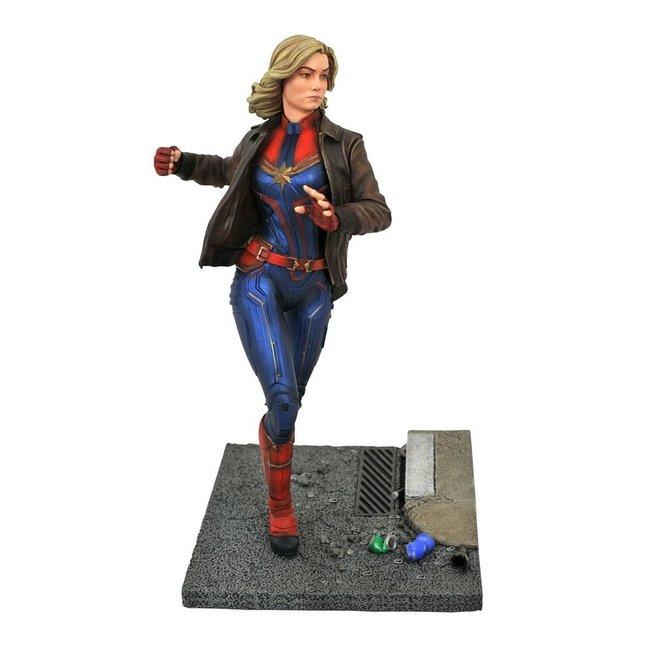 Diamond Select Toys Captain Marvel Marvel Movie Premier Collection Statue Captain Marvel 28 cm