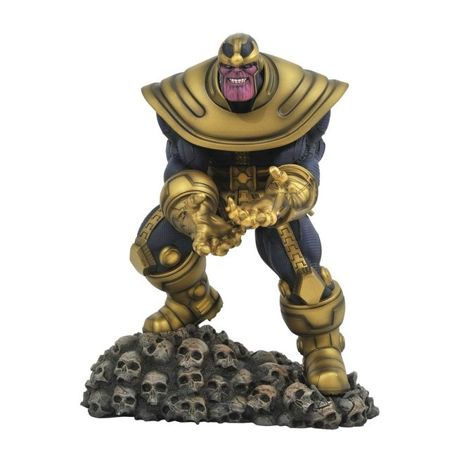 Diamond Select Toys Marvel Comic Gallery PVC Diorama Thanos 23 cm