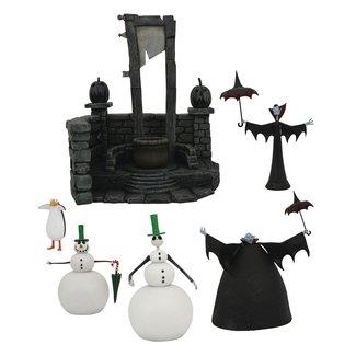 Diamond Select Toys Nightmare before Christmas Select Action Figures 18 cm Series 7
