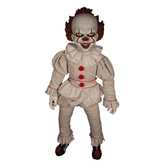 Mezco Toys Stephen Kings It 2017 MDS Roto Plush Doll Pennywise 46 cm