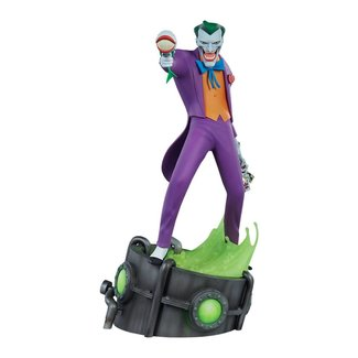 Sideshow Collectibles Batman The Animated Series Statue The Joker 43 cm